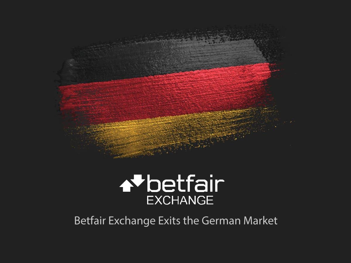 Betfair Leaves Germany