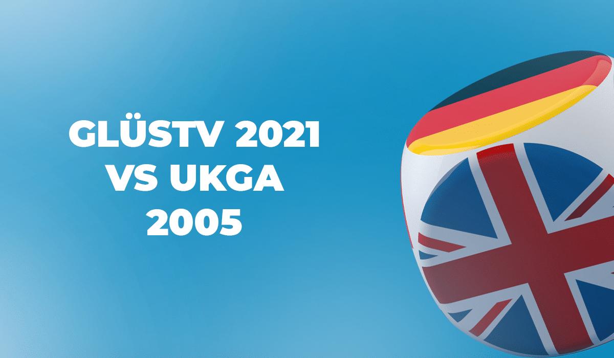 GLUSTV vs UKGA