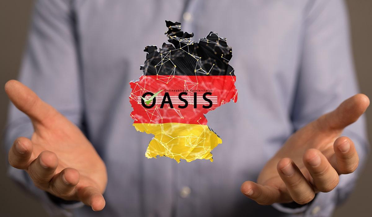 Spielsperrsystem-Oasis