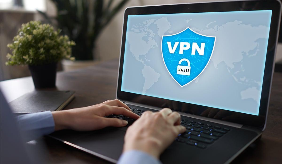 oasis aufheben VPN